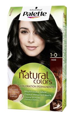Palette Coloration à Domicile Avis Palette La Belle Adresse