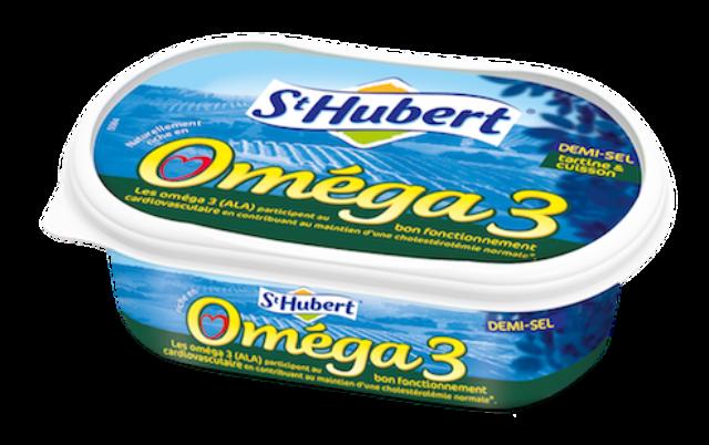 St Hubert Oméga 3® demi-sel 250g,ST HUBERT,250g