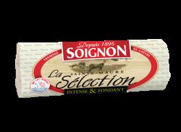 Sélection - Fromage au lait de chèvre,SOIGNON,la bûche de 200g